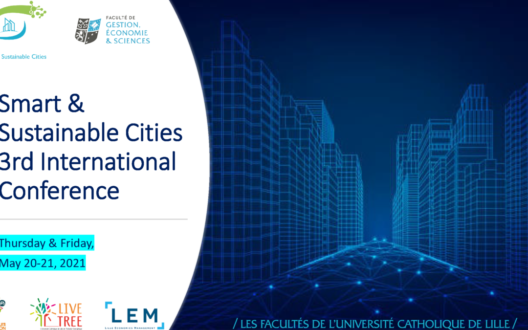 Look back on the 3rd 'Smart & Sustainable Cities' International Conference